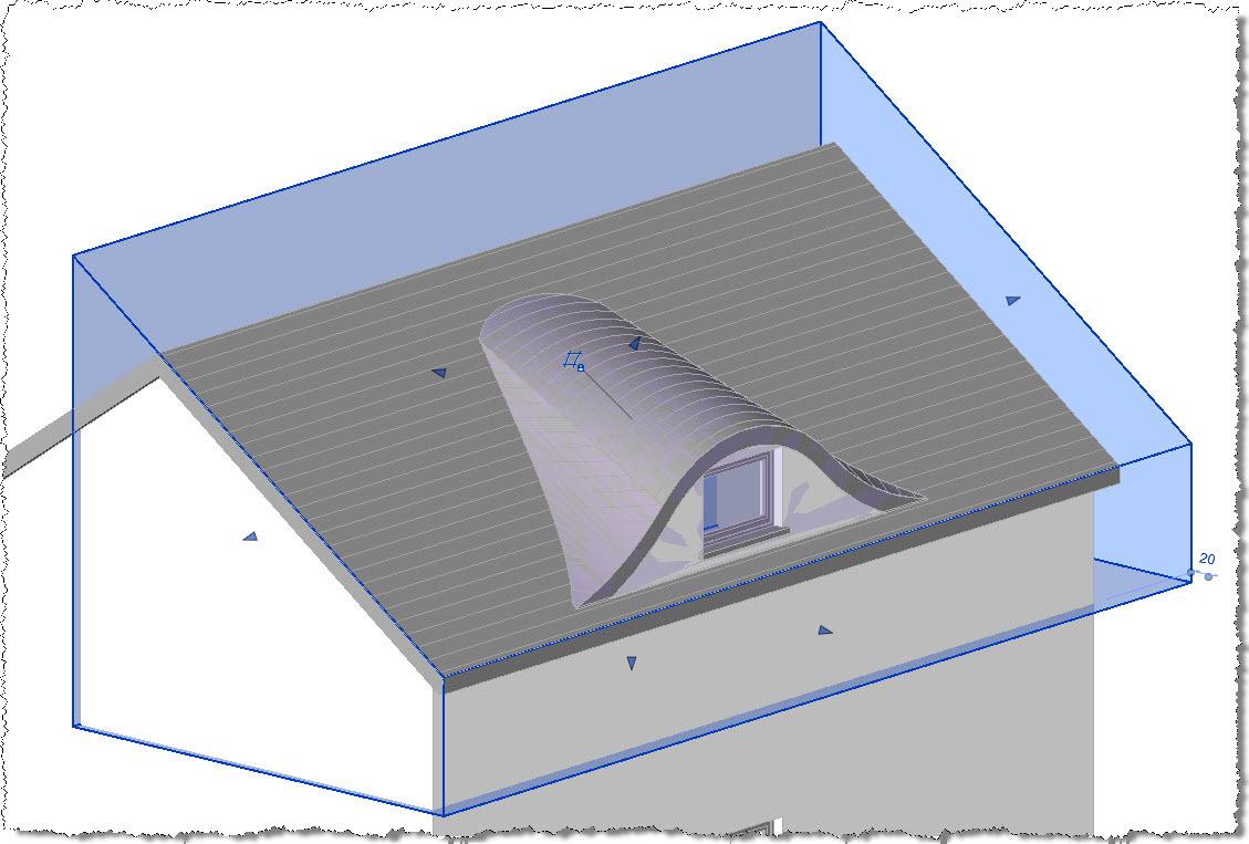 2014 lucarne en trap ze page 2 for Revit architecture modern house design 8